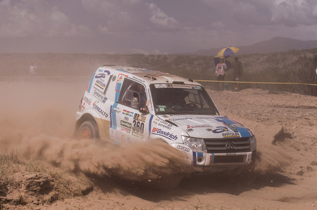 Dakar17 E3 Cristina Gutierrez 1