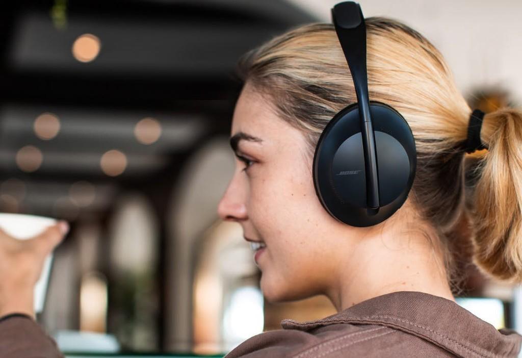 Los nuevos Bose Noise Cancelling Headphones 700s llegan con tecnología de 'captación de voz' y hasta 'audio en realidad aumentada'