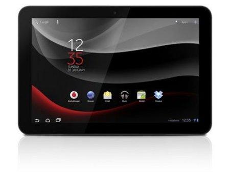 Vodafone prepara sus propias tablets de la mano de Huawei
