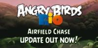 Angry Birds Rio: Airfield Chase ya disponible en el Android Market