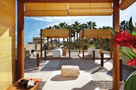 Antes de volver al trabajo, tratamiento Karité SPA by L'Occitane en el Gran Hotel Bahía del Duque