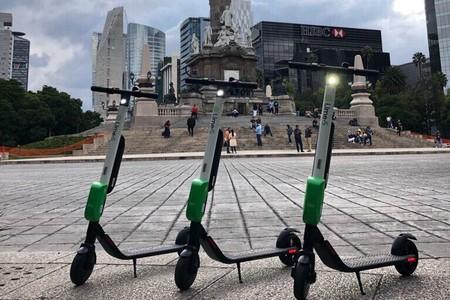 Lime Scooters Electricos Ciudad De Mexico
