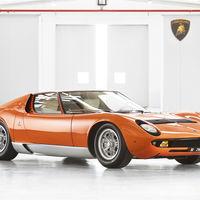 ¡Espectacular! Lamborghini localiza y restaura el Miura P400 original de la película 'The Italian Job' de 1969
