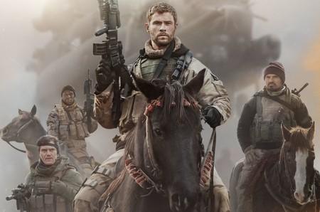 Tráiler de '12 Valientes': Chris Hemsworth intenta salvar al mundo de los terroristas de Al Qaeda