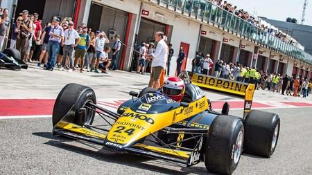 Campos Minardi F1 1988