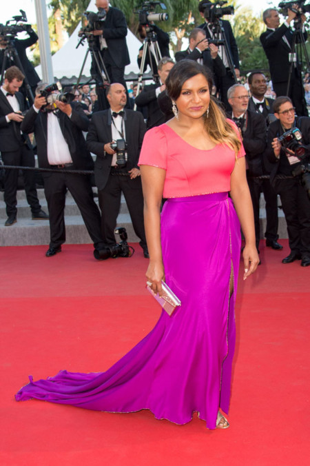 Mindy Kaling Cannes 2015