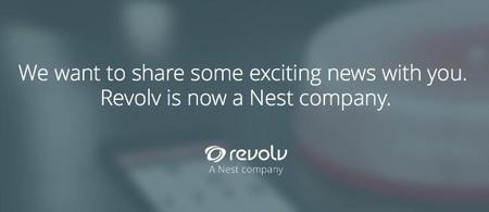 Nest adquiere Revolv, una compra por talento de su equipo