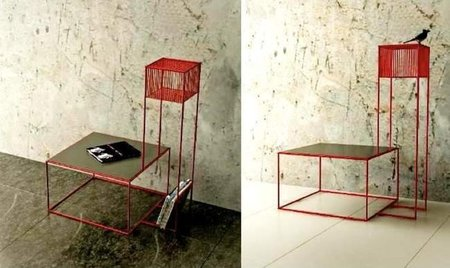 Muebles compuestos de Andrea Dentoni