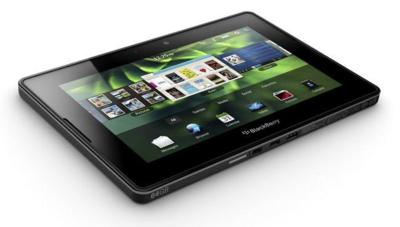 PlayBook no se queda atrás y se actualiza a BlackBerry 10