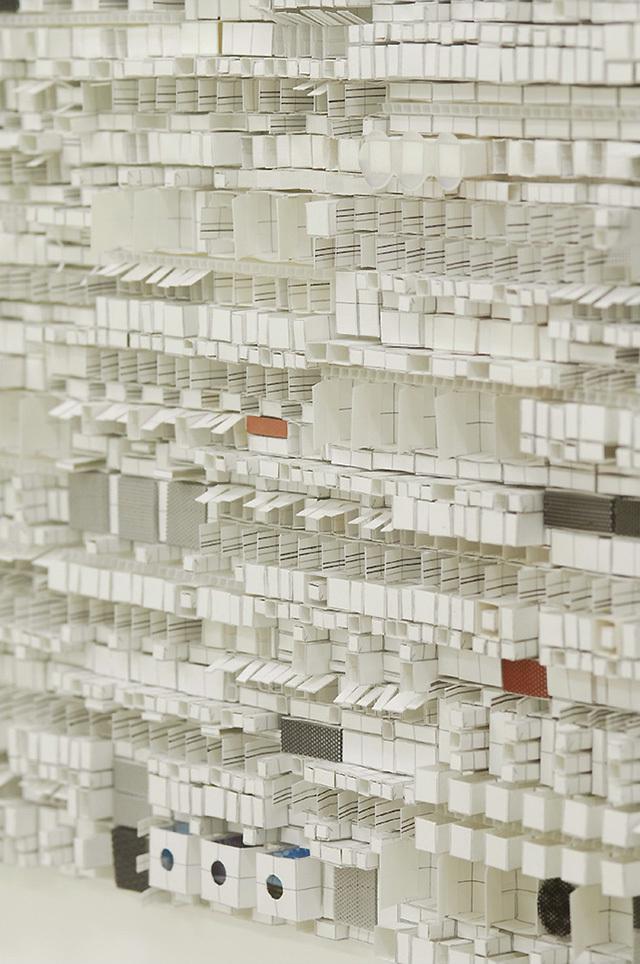 Foto de Ciudades de papel por Katsumi Hayakawa (9/14)