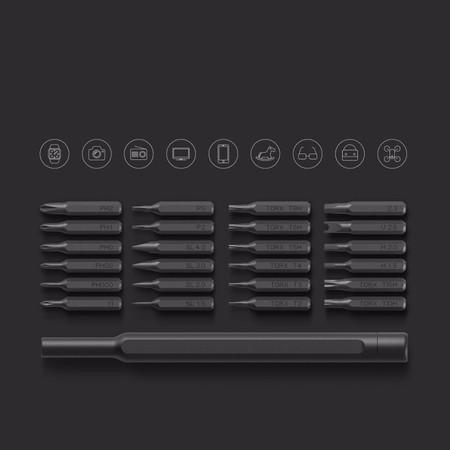 Set de destornilladores de precisión Xiaomi Mi Wiha Precision Screwdriver por sólo 14 euros con este cupón