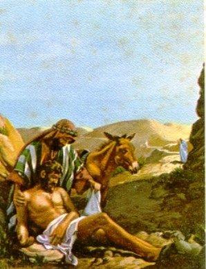 El mito del buen samaritano o cómo la religión no hace mejores a las personas