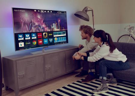 Así es la nueva gama de televisores de Philips para 2015