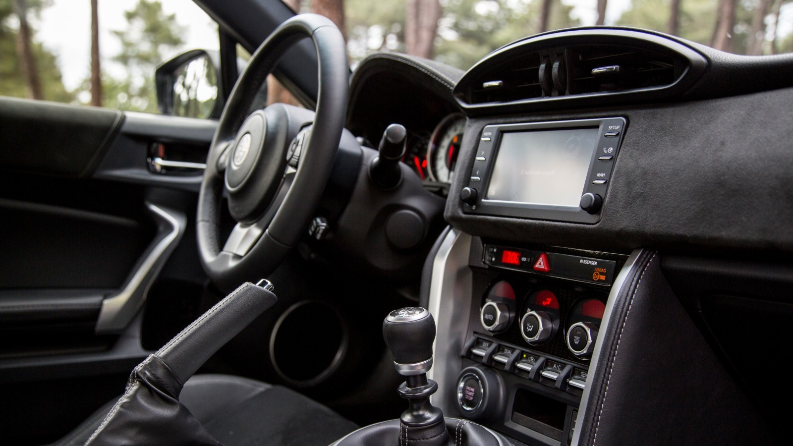 Foto de Toyota GT86 - Fotos interiores (4/28)