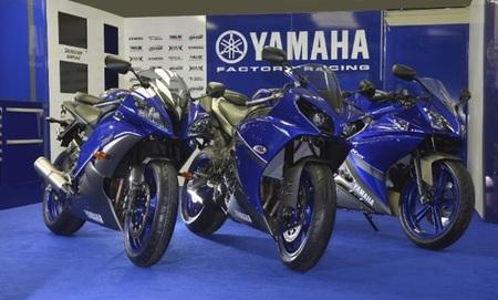Yamaha YZF Race-Blu