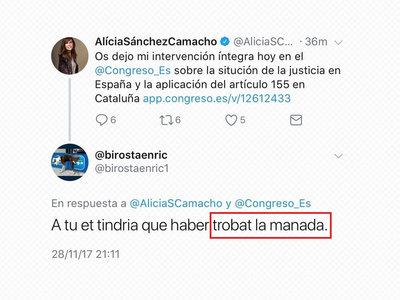 """El PP quiere acabar con el anonimato en las redes sociales: """"son el estercolero anónimo del país"""""""