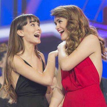 Aitana y Amaia, nominadas a los Latin Grammy 2020: y sí lloró, Aitana, sí lloró (y por los suelos)