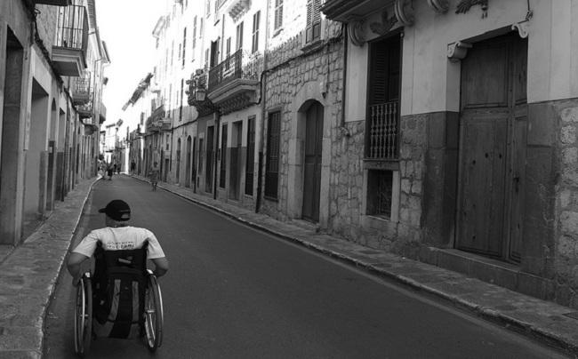 silla de ruedas Mallorca