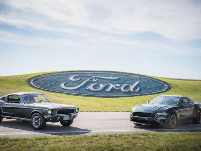 Así es la historia del Ford Mustang Bullitt: una saga con tres generaciones inspiradas en un mito