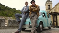 'Rey Gitano', primera imagen de la nueva comedia de Juanma Bajo Ulloa