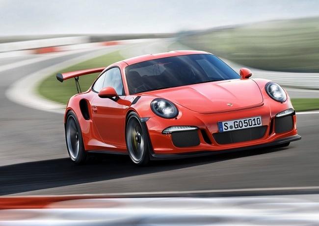 Foto de Porsche 911 GT3 RS (3/8)