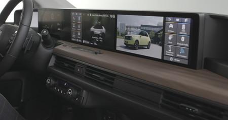Honda E Interior 2
