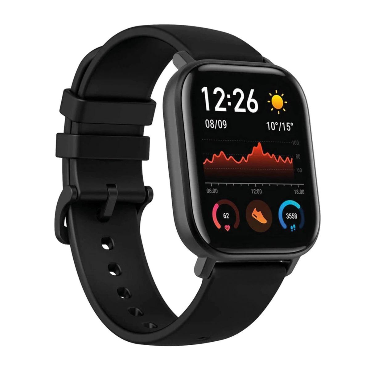 Amazfit GTS Obsidian Negro Smartwatch