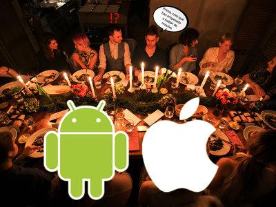 Cómo afrontar la cena de Navidad con tu cuñado fan de Apple