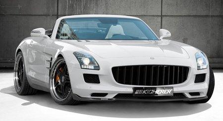 Kicherer Mercedes-Benz SLS Roadster Supersport GTR