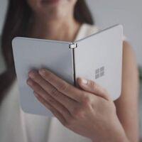 Se filtran posibles especificaciones del nuevo Surface Duo de Microsoft horas antes de su lanzamiento