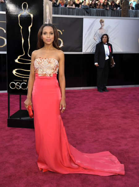 Kerry Washington Oscar 2013