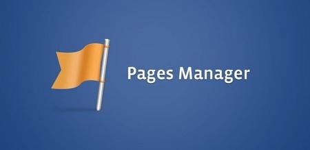 Facebook Page Manager llega también a Android para adminitrar tus páginas de empresa