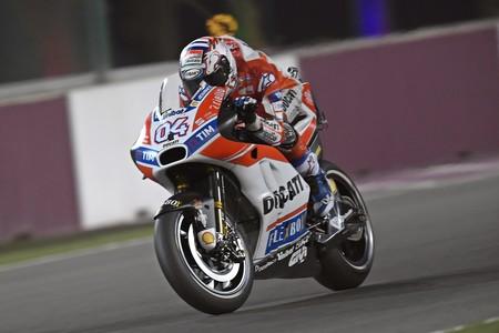 Andrea Dovizioso Ducati Motogp Catar 2017 2