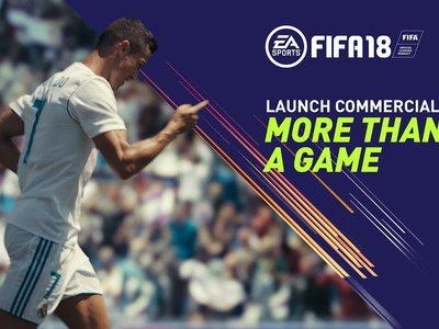 FIFA 18 ya está disponible y aquí tienes su tráiler de lanzamiento