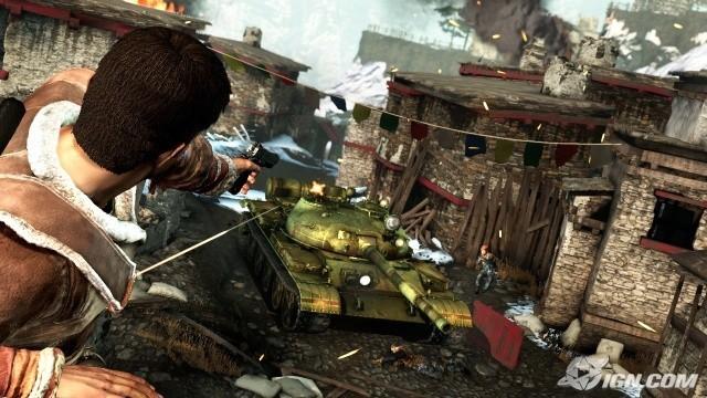 Foto de 'Uncharted 2: Among Thieves', nuevas imágenes (5/7)