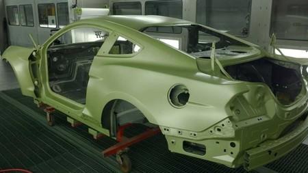 Ford Mustang Shelby Gt500 2020 Green Hornet 9
