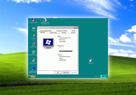 Logran ejecutar Windows XP en un Pentium a 8 MHz con 20 MB de RAM
