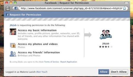"""Facebook sigue """"simplificando"""": ahora le toca al proceso de aceptación de aplicaciones"""