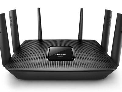 Linksys presenta su nuevo router WiFi AC, una auténtica bestia capaz de alcanzar un máximo de 4 Gbps