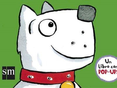 'El perro López' un divertido libro pop-up para bebés