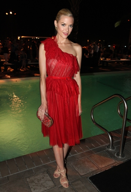 jaime king rojo