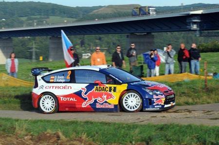 Rally de Alemania 2010: Dani Sordo y Petter Solberg los más rápidos del shakedown