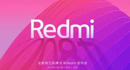 Redmi ahora es marca independiente de Xiaomi: su primer smartphone llegará con cámara de 48 megapixeles este mismo mes