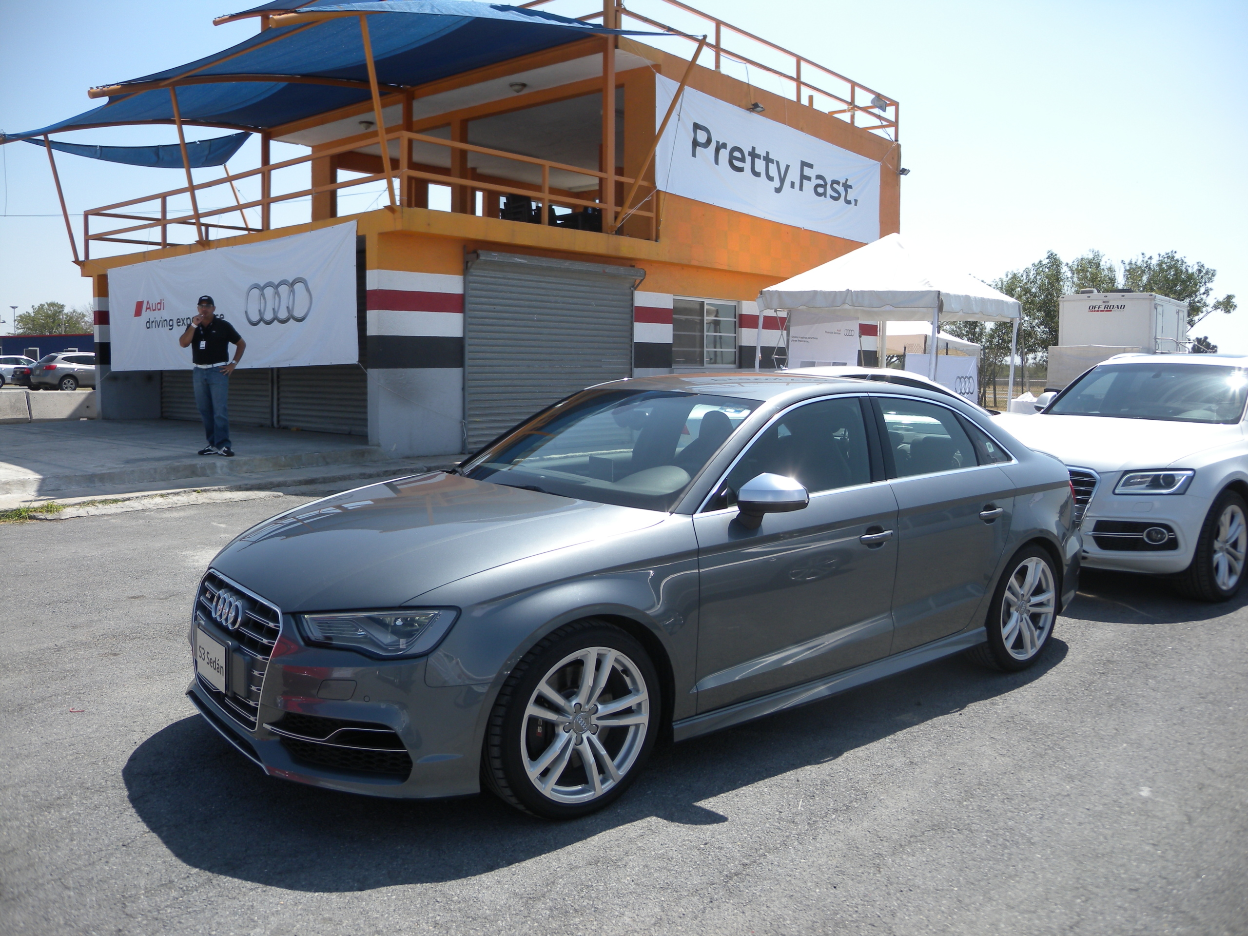 Audi Driving Experience 6 9