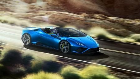 Lamborghini Huracan Evo Spyder Rwd 5