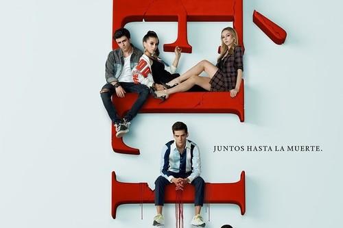 'Élite' sigue siendo una de las series más potentes de Netflix: la temporada 3 pone toda la carne en el asador