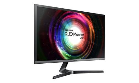 Para jugar a calidad 4K y en una gran diagonal, en PcComponentes tienen rebajado el monitor Samsung LU28H750UQU a 299 euros