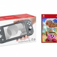 En eBay, con el cupón PARAEBAYTECH, te puedes llevar la Nintendo Switch Lite con Super Kirby Clash a 188,95 euros: menos de lo que cuesta sin juego