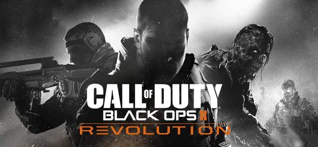 Black Ops 2 Revolution