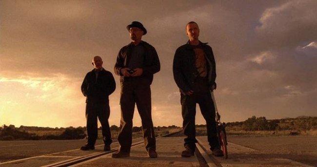 Imagen de la quinta temporada de la serie 'Breaking Bad'